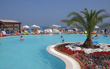 Blue Bay Escape Resort (zie Mareblue Beach) in Agios Spyridon